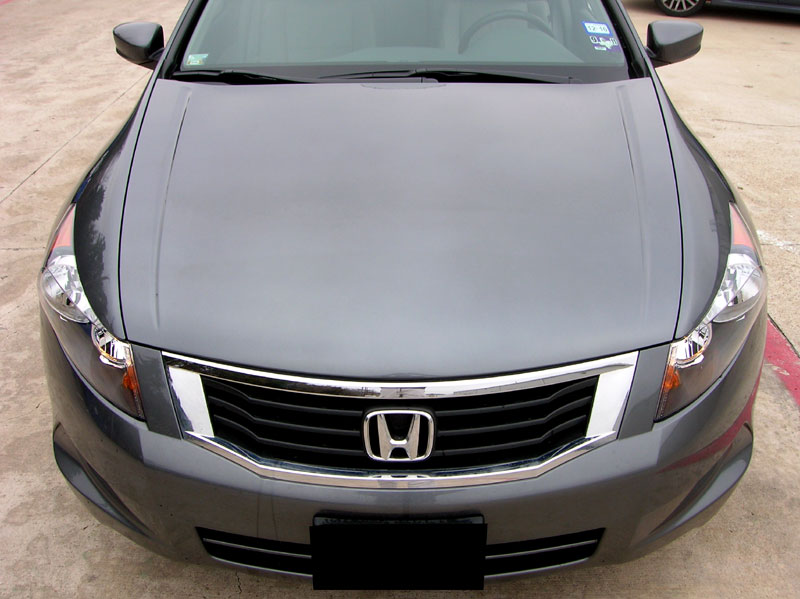 Honda Accord Sedan 3M Clear Bra Paint Protection