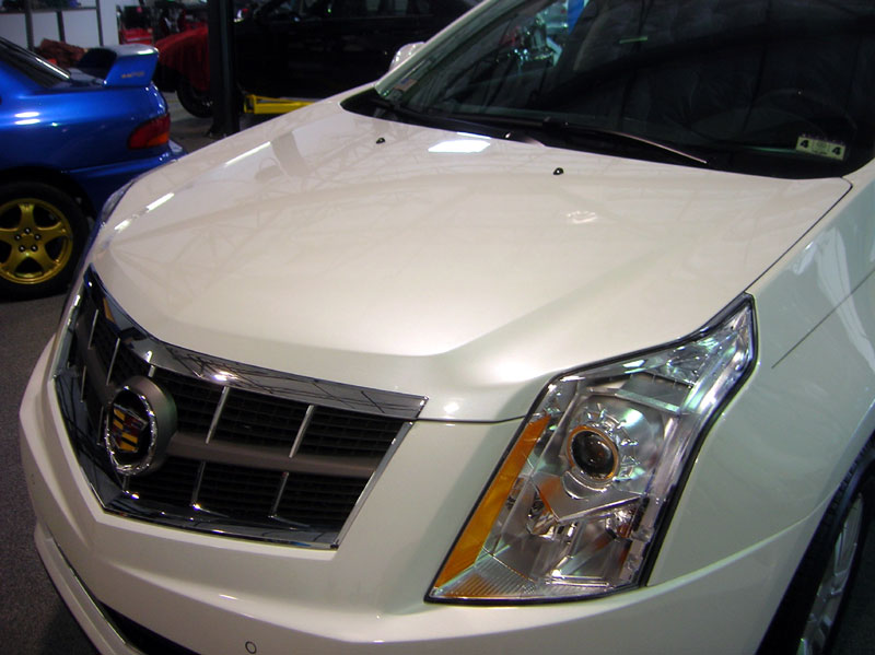 2012 Cadillac SRX 3M Clear Bra Paint Protection