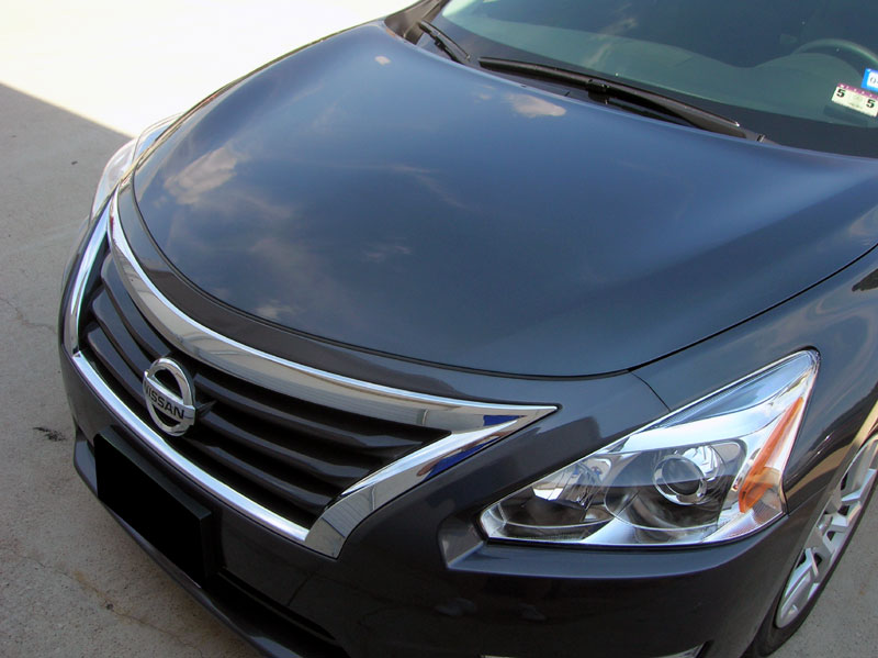 Nissan Altima Sedan 3M Clear Bra Paint Protection