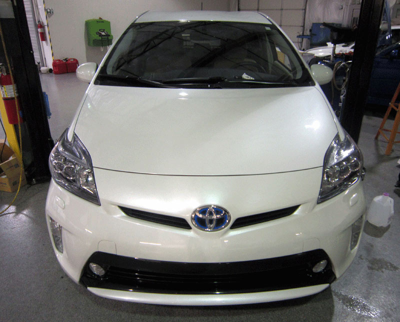 Toyota Prius - Level 3 3M Pro Series Paint Protection Clear Bra