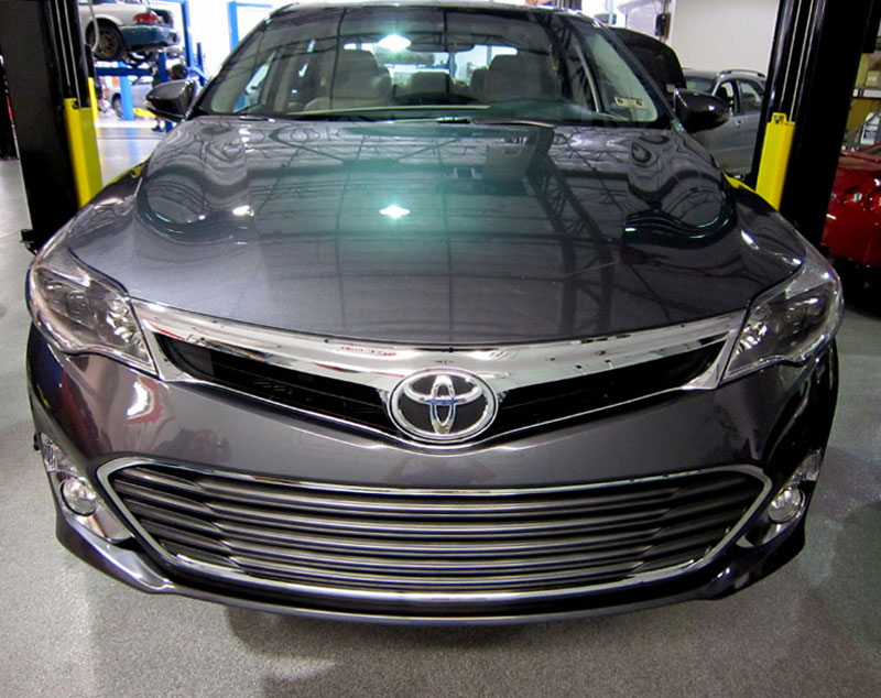 2014 Toyota Avalon 3M Pro Series Clear Bra Paint Protection