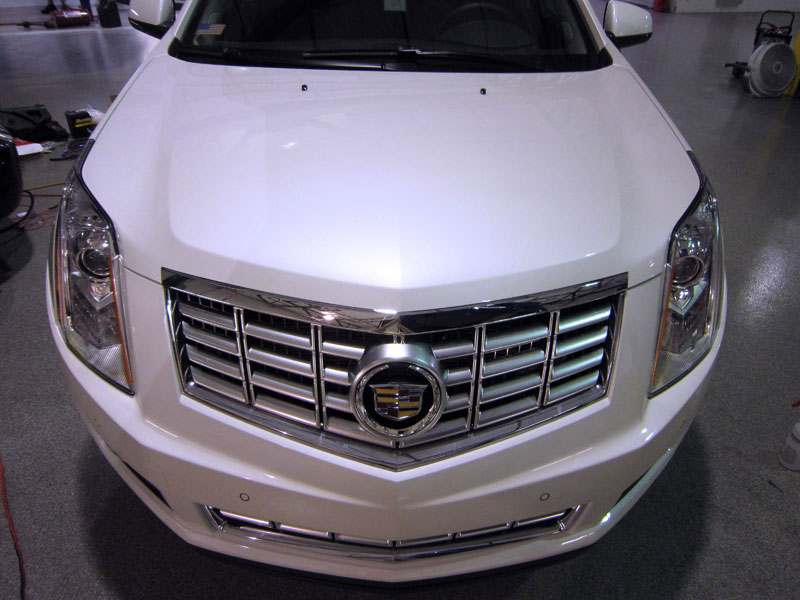 2015 Cadillac SRX 3M Pro Series Clear Bra Paint Protection