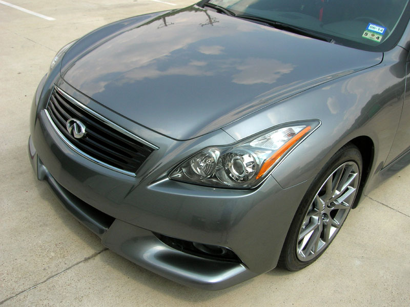 Infiniti G37 IPL Coupe 3M Clear Bra Paint Protection