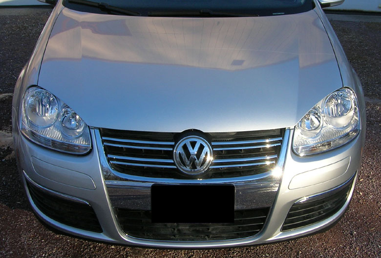 Jetta V protected by Modern Armor with 3M Clear Bra Paint Protection Film