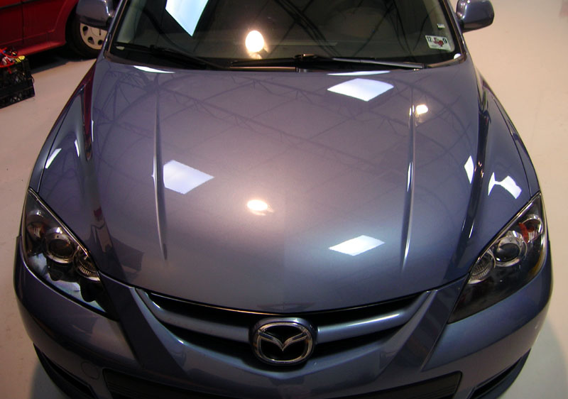 Modern Armor Mazdaspeed3 3M Paint Protection Clear Bra