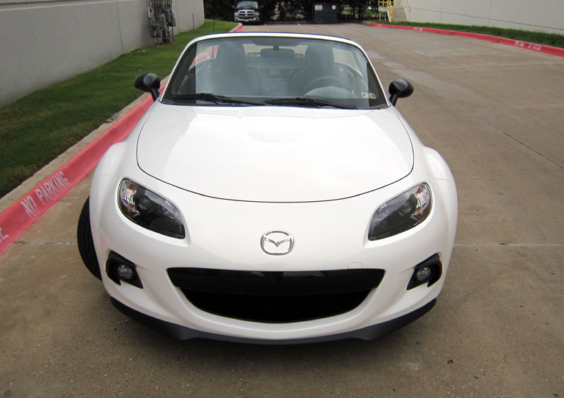 Mazda Miata - 3M Paint Protection Clear Bra